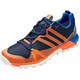 adidas TERREX Agravic GTX scarpe da corsa Uomo arancione/blu